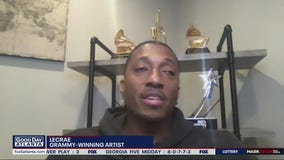 Grammy-winner Lecrae finds 'Restoration' through music