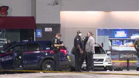 Police: 2 men shot at southwest Atlanta gas station