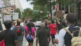 Atlanta march in solidarity with March on Washington