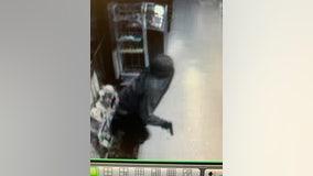Burglars smash their way into Atlanta-area businesses