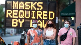 Parts of SC with mask mandates saw a 46% decline in coronavirus cases compared to areas without rules