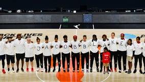 3 WNBA games postponed following shooting of Jacob Blake