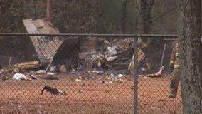 Report says pilot became disoriented in fatal Atlanta crash