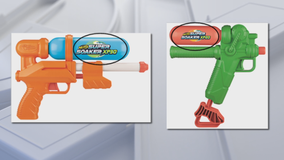 Almost 53,000 Super Soakers recalled over high lead risk