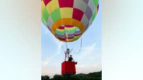 Georgia boy soars into the record books, becomes youngest person to pilot hot air balloon solo