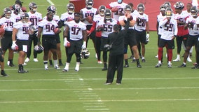 Falcons move into next phase of training camp