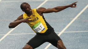 Legendary sprinter Usain Bolt tests positive for COVID-19