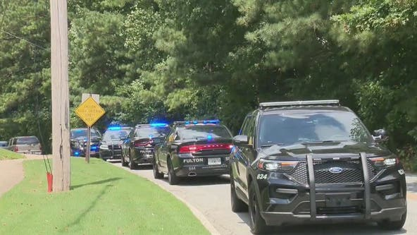 DeKalb K-9 deputy killed while chasing rape suspect