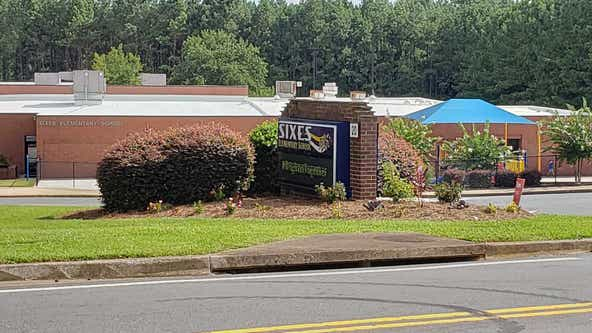 Student at Sixes Elementary School tests positive for COVID-19