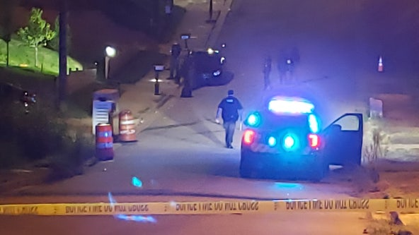Police: 1 dead, 1 hurt in shooting outside house party