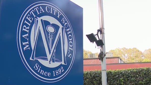 Marietta schools begin virtual learning