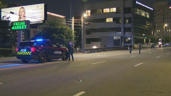 Police investigate shooting in Buckhead
