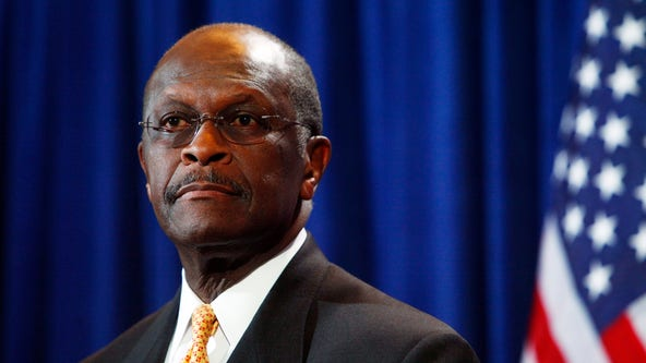 Family, friends say goodbye to Herman Cain in Atlanta service