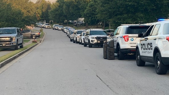 Police: Gwinnett County landlord arrested after multi-hour SWAT situation