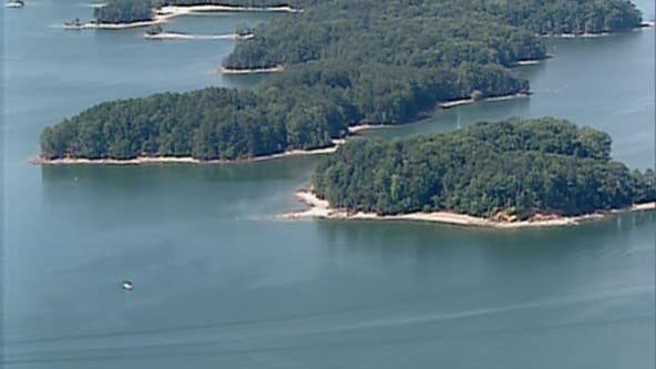 Two men found dead on boat at Lake Lanier, deputies investigate