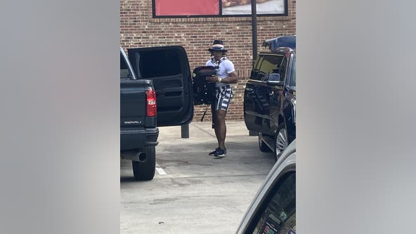 Cam Newton photo goes viral. The story that went with it was a lie