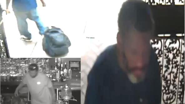 Police searching for suspect in Atlanta pizza restaurant liquor theft