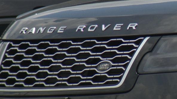 Police believe thieves are targeting Range Rovers in Buckhead