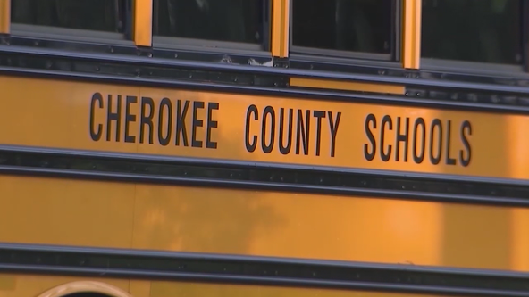 Cherokee County ends in-person learning at high school due to COVID-19 spike