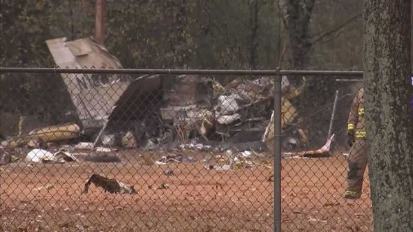 Report says pilot became disoriented in fatal Atlanta crash