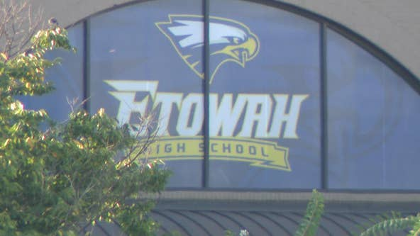 In-person learning halted at Etowah High School after spike in COVID-19 cases