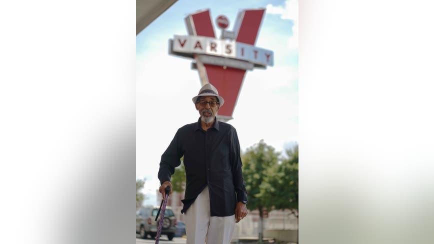 Carhop at The Varsity retires after 63 years on the job