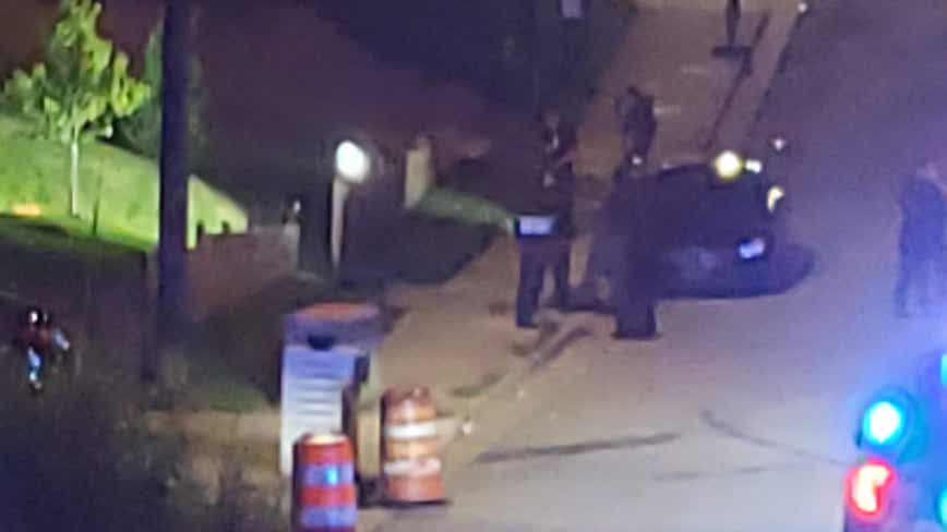 Police: 1 dead, 1 injured during shooting outside house party