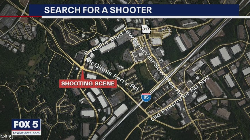1 dead after shooting inside manufacturing business, suspect at large