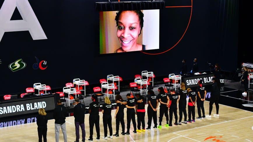 WNBA players urge people to vote against Atlanta Dream co-owner, senator