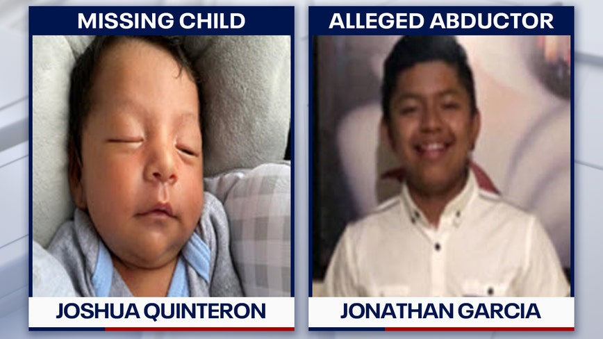 Baby safe, teen father in custody after Amber Alert issued: police