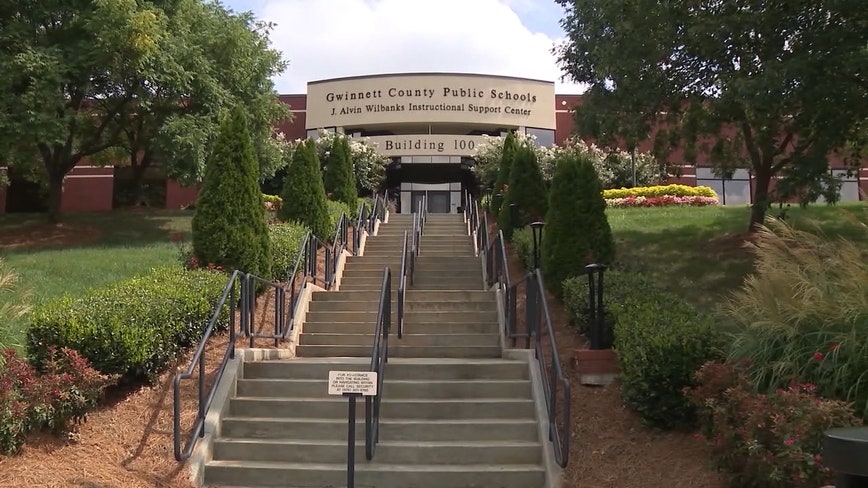 Gwinnett County schools see technical difficulties as students start virtual learning