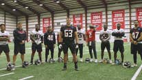 Falcons 'Pass the Vote' to spur voter registration, activation