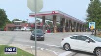 Rash of thefts at DeKalb County gas station