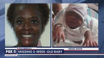 3-week-old infant in danger