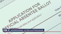 Georgia congressional candidates push to end voter suppression