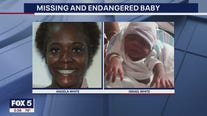 Missing and endangered infant