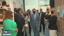 Ivanka Trump and William visit Atlanta to focus on fighting human trafficking
