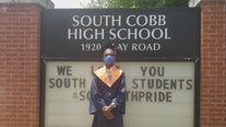 2020 South Cobb High School graduate becomes respected politico