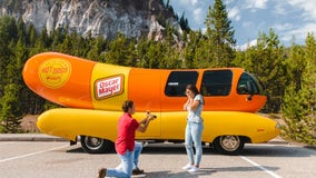 'Mustard up the courage': Oscar Mayer offers iconic Wienermobile for a memorable proposal — for free
