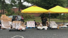 Georgia food rescue organization sees demand spike during COVID-19 pandemic