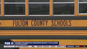 Fulton County moves to 1 full day per week for in-person learning
