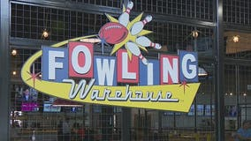 Burgers With Buck: Fowling Warehouse