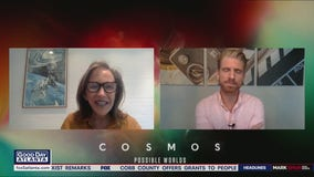 Talking with Comos: Possible Worlds series creator