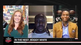In the Nest with Roddy White