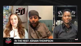 In the nest with Kenan Thompson