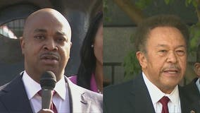 Hall, Franklin head to runoff for rest of John Lewis' term