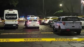 Officials: Man found dead in car, woman injured in Peachtree Corners shooting