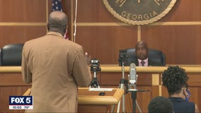 Resident speak out at Clayton Commission meeting about sheriff's office following controversial arrest