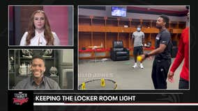 Rise Up Tonight: Keeping the locker room light and the best of training camp