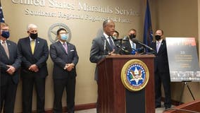 US Marshals rescue 25 missing Ohio children in past 20 days, some recovered as far away as Miami